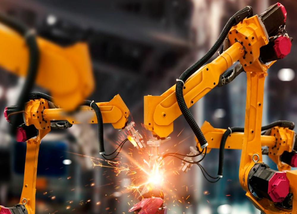 soluções tecnológicas e inovadoras em automação industrial