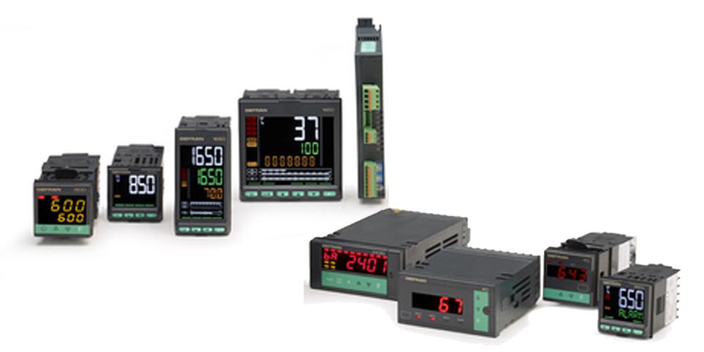 Controladores e indicadores